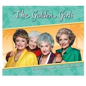 The Golden Girls 2021 Trivia Calendar